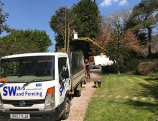 SW Arb and Fencing Ltd